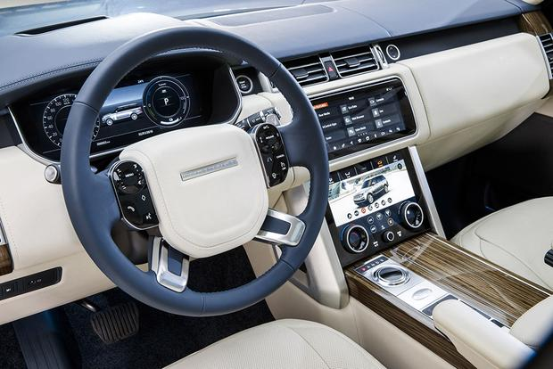 2018 Land Rover Range Rover: New Car Review featured image large thumb4
