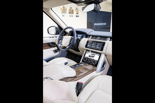 2018 Land Rover Range Rover: New Car Review featured image large thumb5