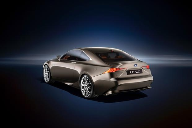 Lexus LF-CC Concept: Paris Auto Show Preview featured image large thumb2