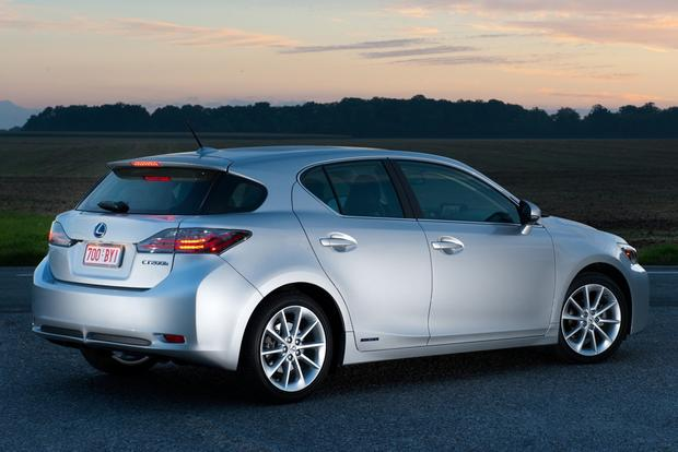 2012 Lexus CT 200h: New Car Review featured image large thumb2