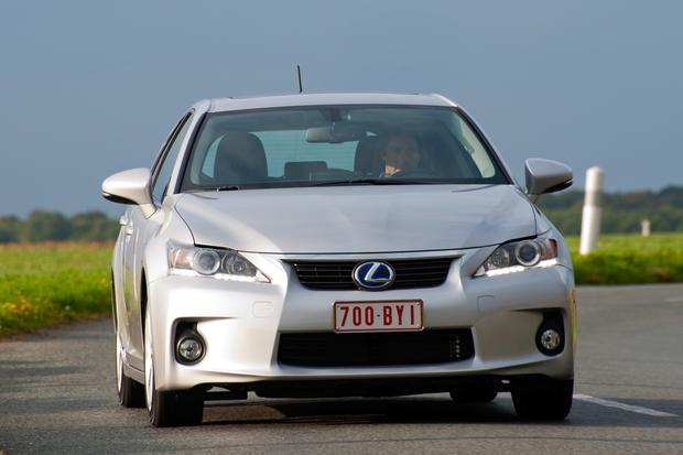 2012 Lexus CT 200h: New Car Review featured image large thumb6