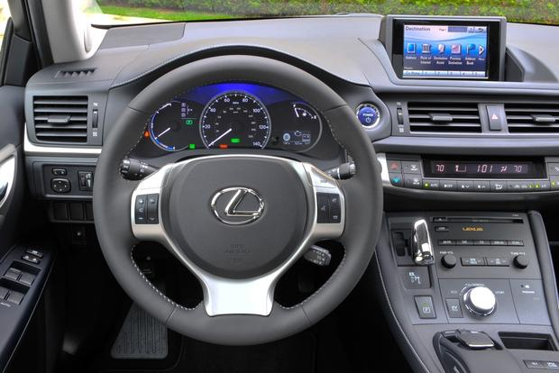 2012 Lexus CT 200h: New Car Review featured image large thumb11