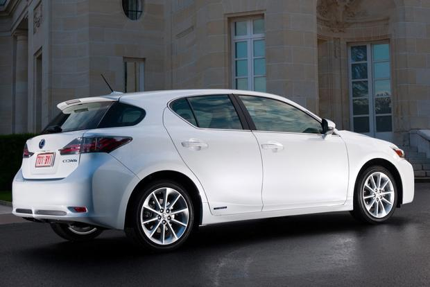 Lexus Ct 200h Reviews News Autotrader