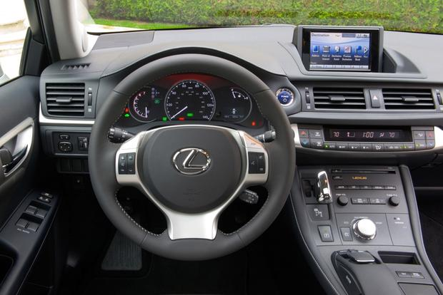 2014 Lexus CT 200h: New Car Review featured image large thumb6
