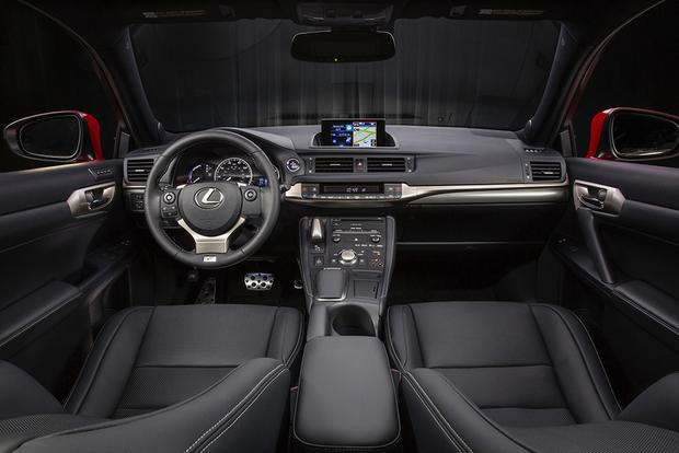 2015 Lexus CT 200h: New Car Review Featured Image Large Thumb5