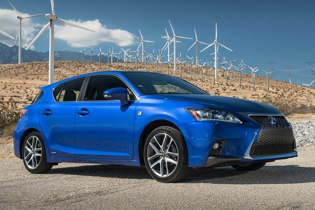 2016 Lexus CT 200h: New Car Review