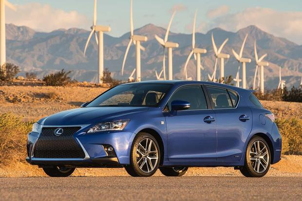 2016 Lexus CT 200h: New Car Review featured image large thumb1