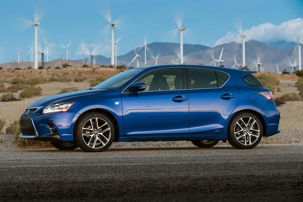 2016 Lexus CT 200h: New Car Review Featured Image Large Thumb2