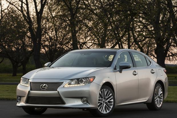 2013 Lexus ES: New Car Review