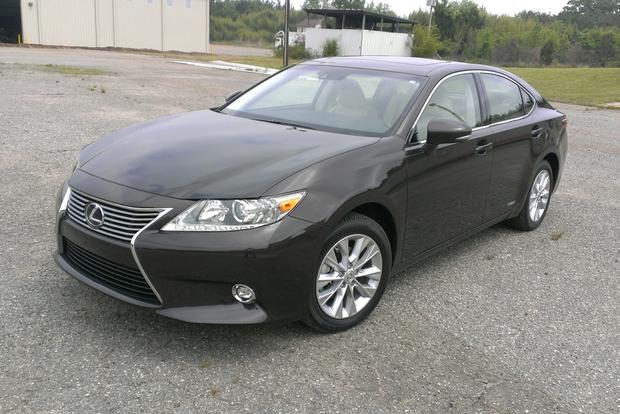 2014 Lexus ES 300h: Real World Review Featured Image Large Thumb0