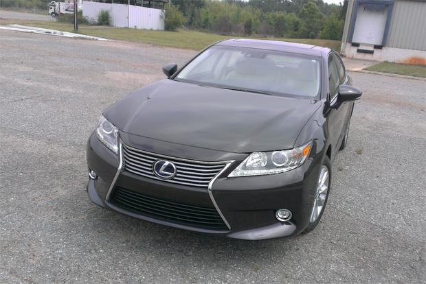2014 Lexus ES 300h: Real World Review Featured Image Large Thumb1