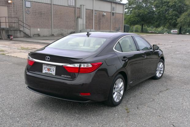 Attractive 2014 Lexus ES 300h: Real World Review Featured Image Large Thumb2