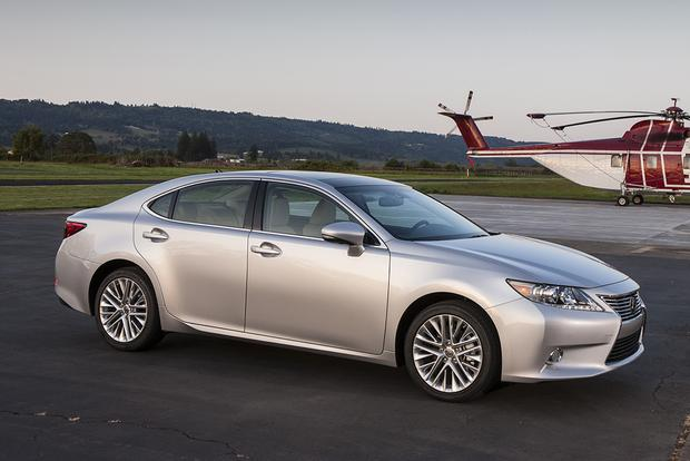 2015 Lexus ES 350: Used Car Review featured image large thumb1
