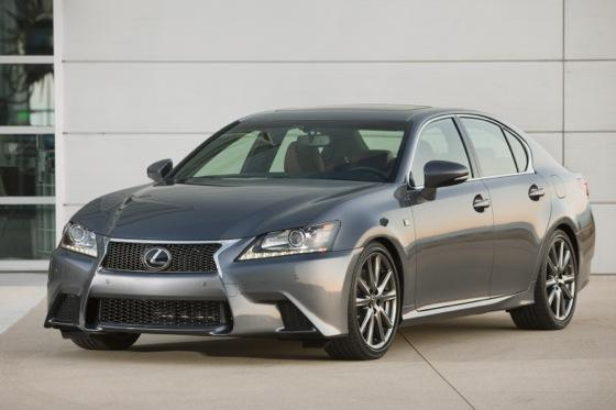 2013 Lexus GS 350 F-Sport: Real-World Test featured image large thumb1