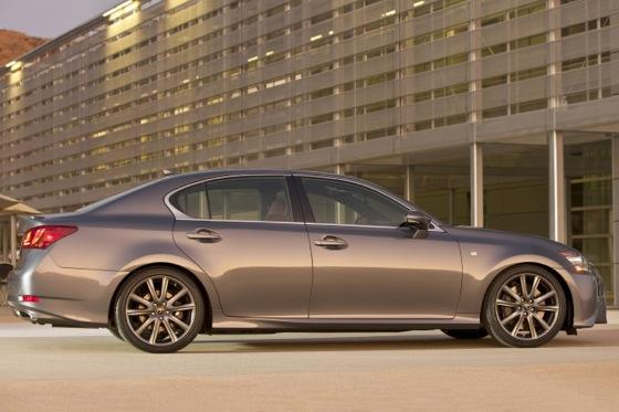 2013 Lexus GS 350 F-Sport: Real-World Test featured image large thumb3