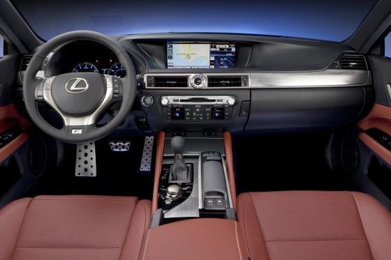 2013 lexus gs 350 f sport real world test autotrader. Black Bedroom Furniture Sets. Home Design Ideas