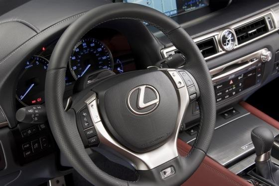 2013 Lexus GS 350 F-Sport: Real-World Test featured image large thumb15