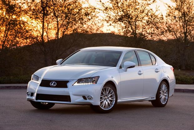 2013 Lexus GS 450h: Real World Review featured image large thumb0