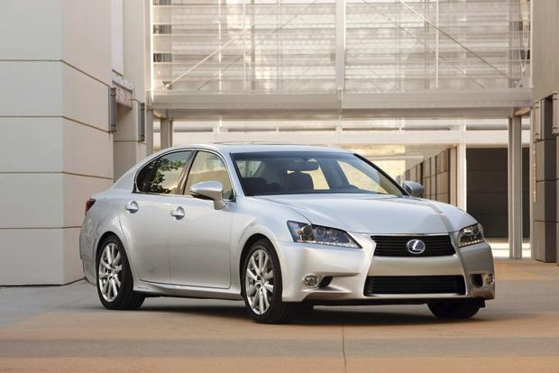 2013 Lexus GS 450h: Real World Review featured image large thumb1