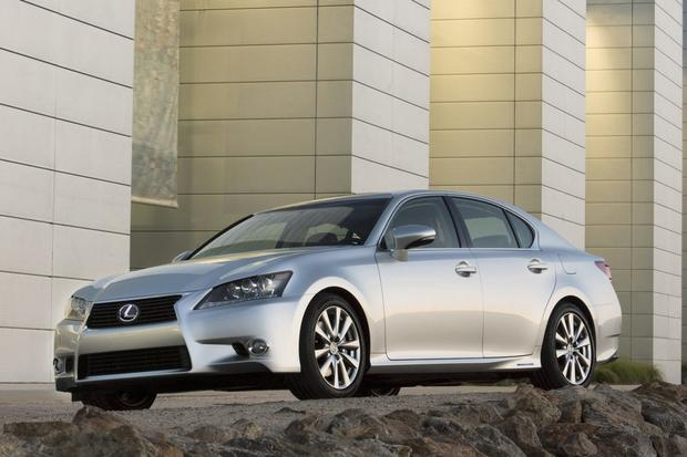 2013 Lexus GS 450h: Real World Review featured image large thumb2