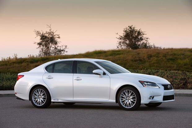 2013 Lexus GS 450h: Real World Review featured image large thumb3