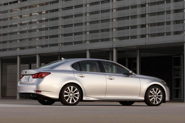 2013 Lexus GS 450h: Real World Review featured image large thumb5
