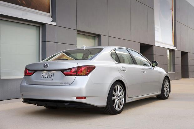 2013 Lexus GS 450h: Real World Review featured image large thumb6