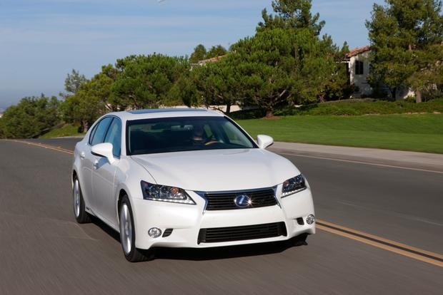 2013 Lexus GS 450h: Real World Review featured image large thumb7