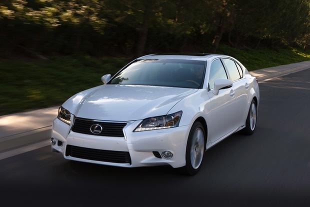 2013 Lexus GS 450h: Real World Review featured image large thumb8