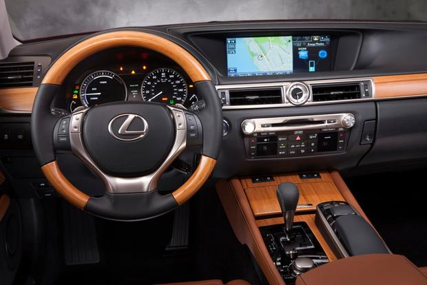 2013 Lexus GS 450h: Real World Review featured image large thumb11