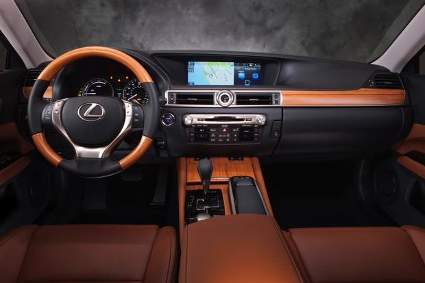 2013 Lexus GS 450h: Real World Review featured image large thumb15