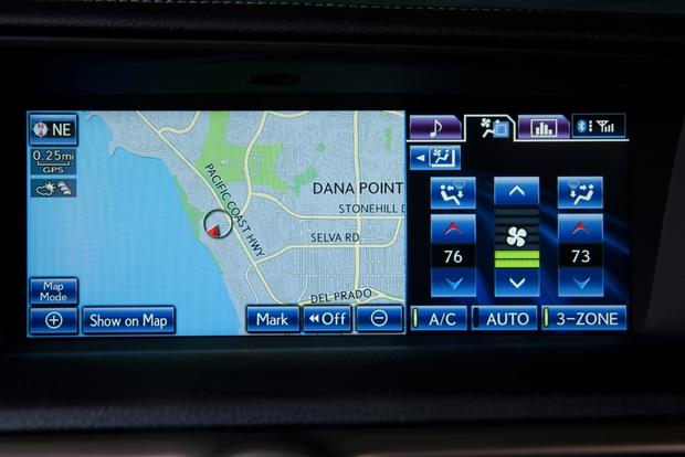 2013 Lexus GS 450h: Real World Review featured image large thumb16