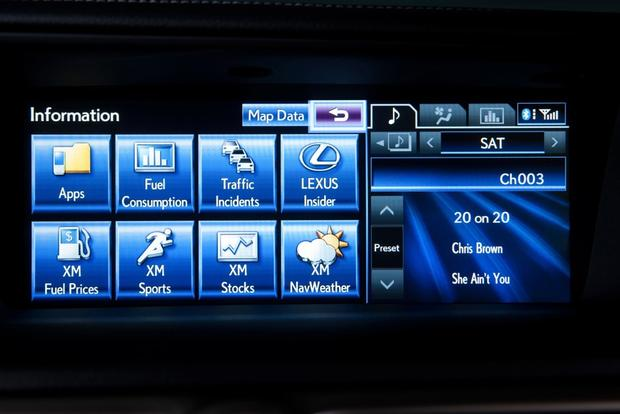2013 Lexus GS 450h: Real World Review featured image large thumb17