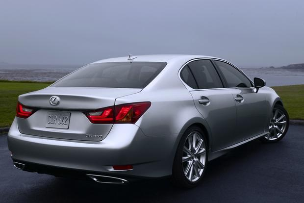 2014 lexus gs new car review autotrader. Black Bedroom Furniture Sets. Home Design Ideas