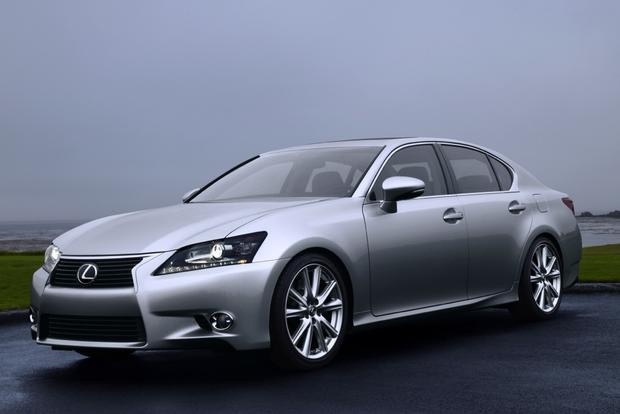 2014 Lexus GS: New Car Review featured image large thumb1