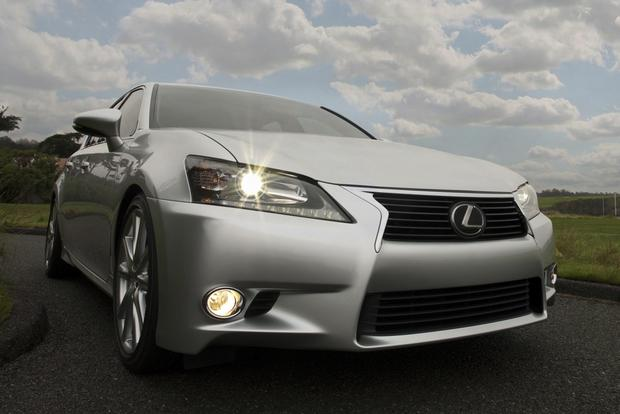 2014 Lexus GS: New Car Review featured image large thumb2