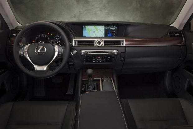 2014 Lexus GS: New Car Review featured image large thumb3