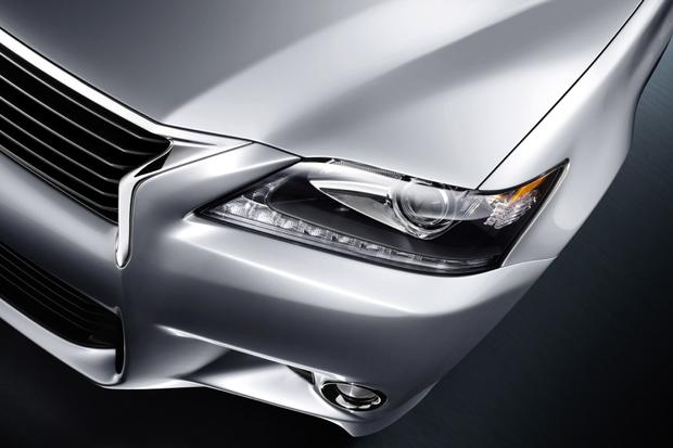 2014 Lexus GS: New Car Review featured image large thumb4