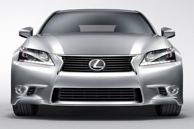 2016 Lexus GS: New Car Review featured image large thumb0