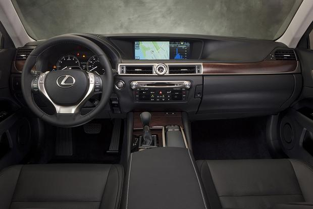 2016 Lexus GS: New Car Review featured image large thumb4