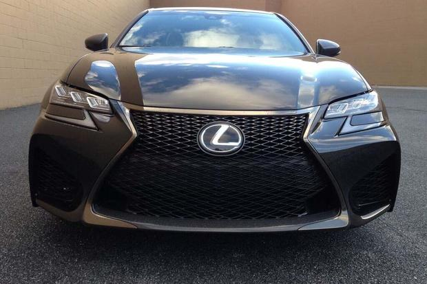 2016 Lexus GS F: Real World Review featured image large thumb1