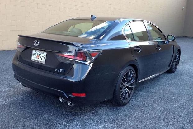 2016 Lexus GS F: Real World Review featured image large thumb3