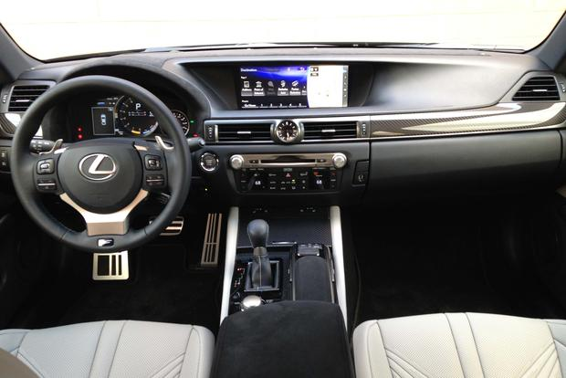 2016 Lexus GS F: Real World Review featured image large thumb8