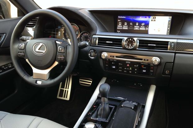 2016 Lexus GS F: Real World Review featured image large thumb9