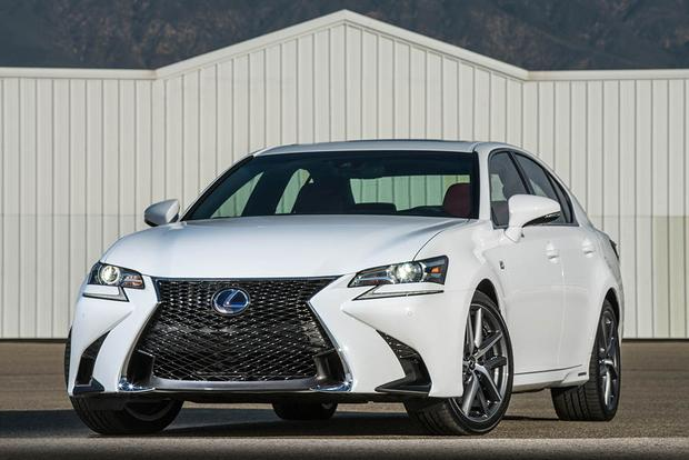 2018 Lexus GS: New Car Review featured image large thumb2