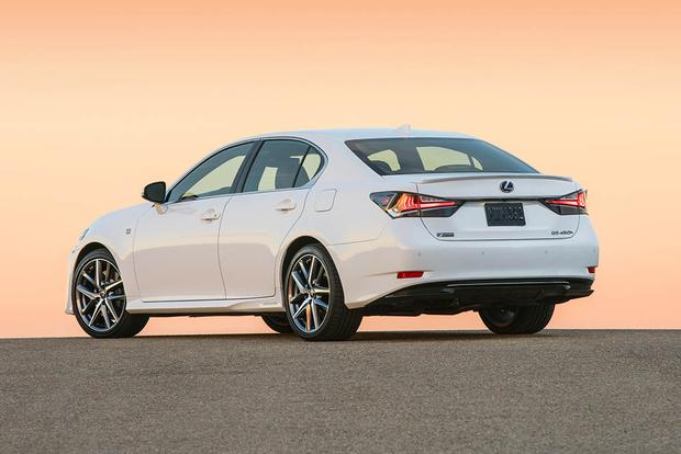 2018 Lexus GS: New Car Review featured image large thumb5