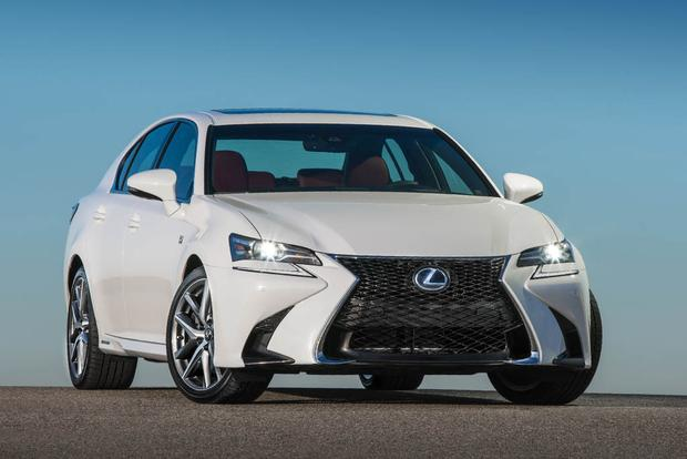 2018 Lexus GS: New Car Review featured image large thumb9