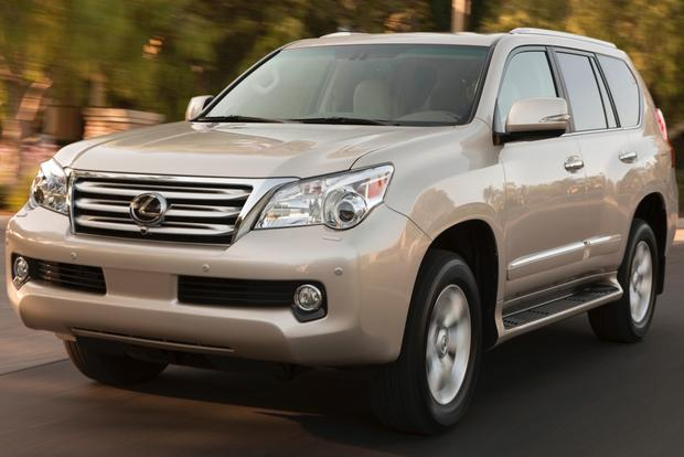 2013 Lexus GX 460: New Car Review featured image large thumb0