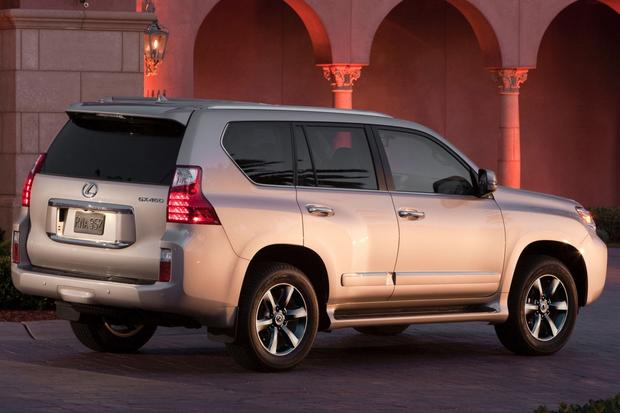 2013 Lexus GX 460: New Car Review featured image large thumb1