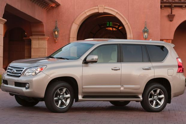 2013 Lexus GX 460: New Car Review featured image large thumb2
